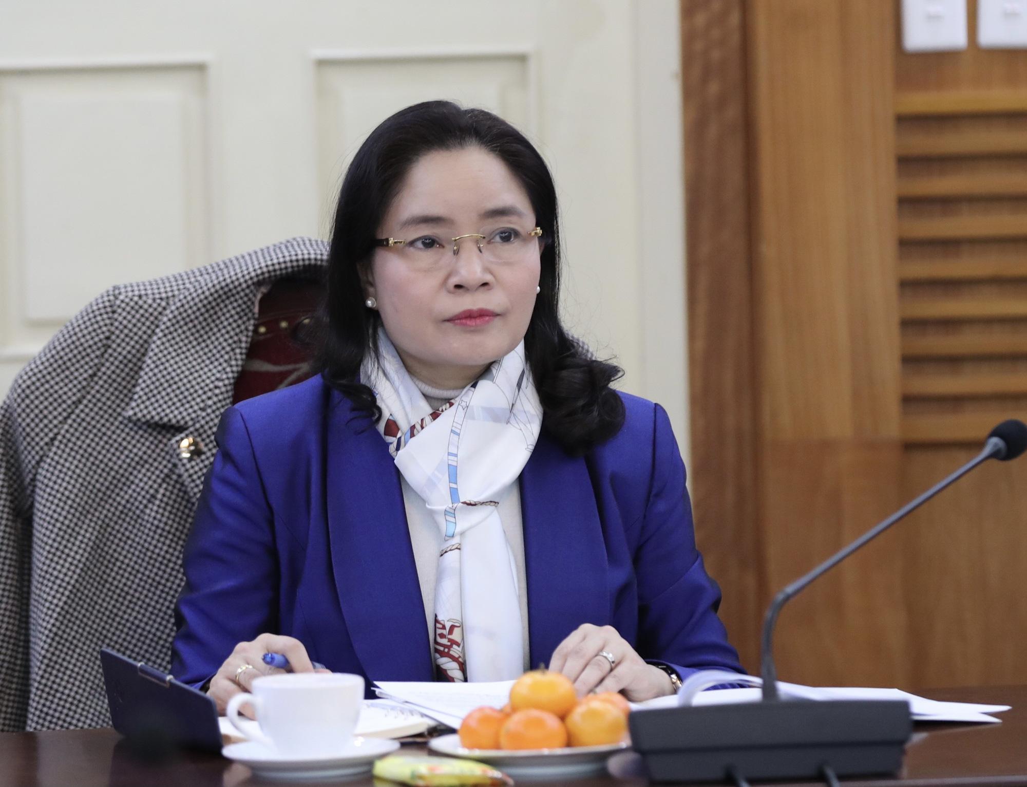 Tiểu ban Văn hóa (Ủy ban Quốc gia UNESCO Việt Nam) họp tổng kết công tác năm 2020 và trao đổi định hướng công tác năm 2021 - Ảnh 2.