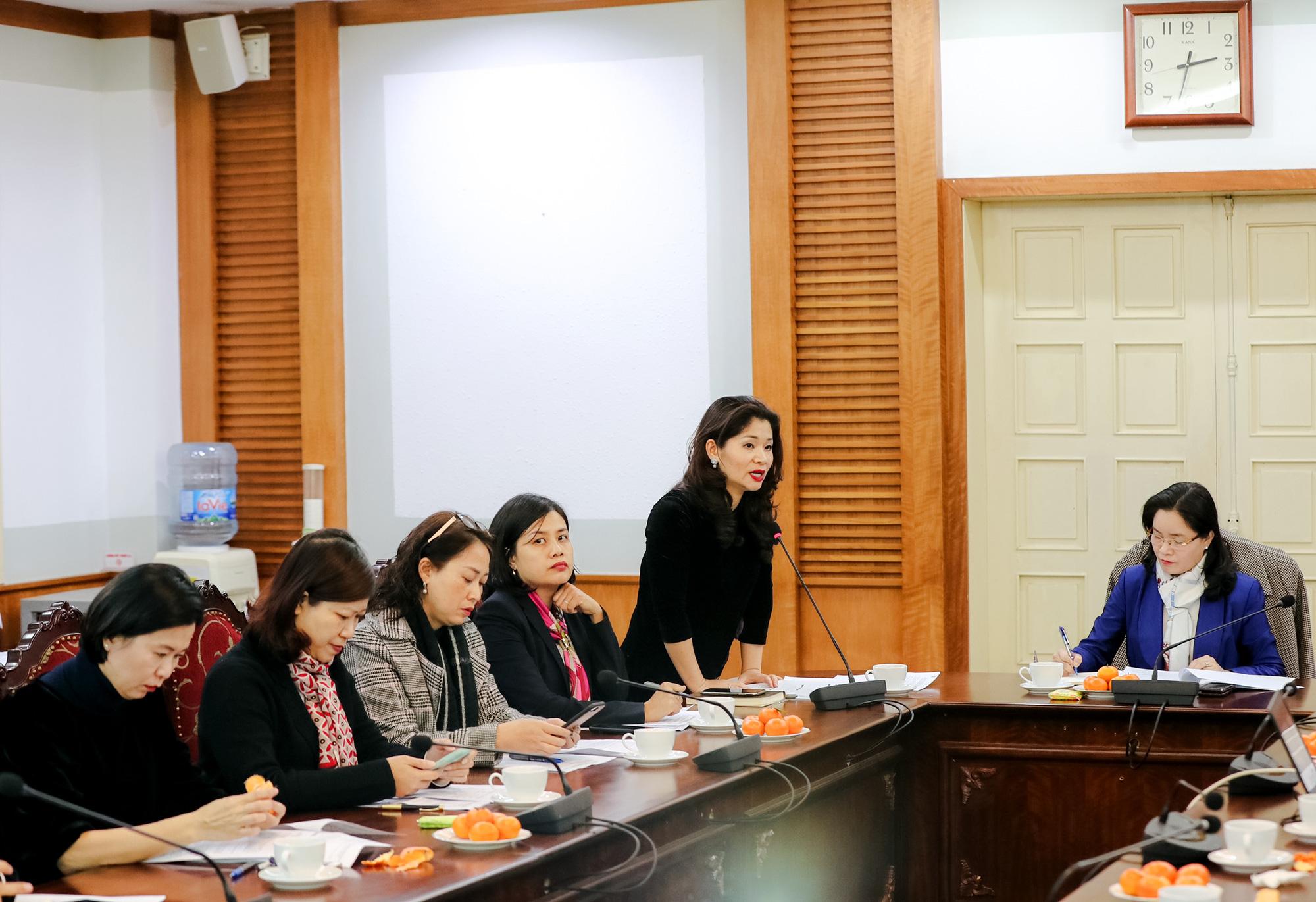 Tiểu ban Văn hóa (Ủy ban Quốc gia UNESCO Việt Nam) họp tổng kết công tác năm 2020 và trao đổi định hướng công tác năm 2021 - Ảnh 3.