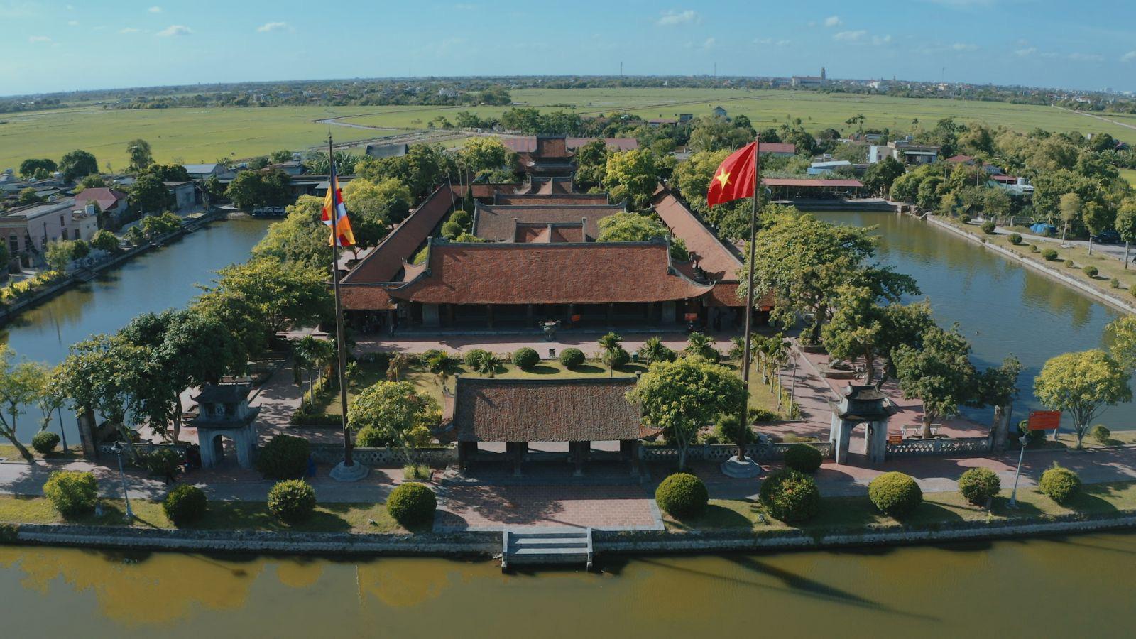 Thái Bình: Phát huy các di sản văn hóa và thiết chế văn hóa ở cơ sở trong xây dựng nông thôn mới - Ảnh 1.
