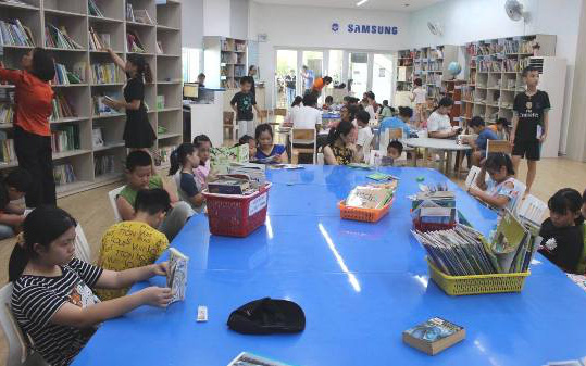 Tổ chức Hội nghị Tổng kết công tác phục vụ thiếu nhi trong các thư viện công cộng giai đoạn 2011-2021