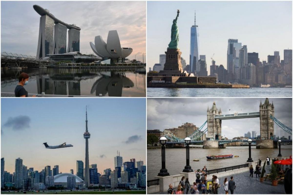 Singapore cấp phép nhập cảnh cho hàng nghìn khách quốc tế trong ngày đầu tiên - Ảnh 1.
