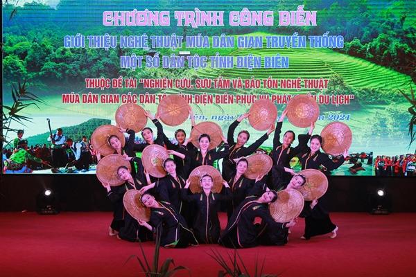Bảo tồn nghệ thuật múa dân gian các dân tộc Điện Biên gắn với phát triển du lịch - Ảnh 2.