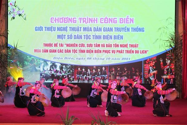 Bảo tồn nghệ thuật múa dân gian các dân tộc Điện Biên gắn với phát triển du lịch - Ảnh 3.
