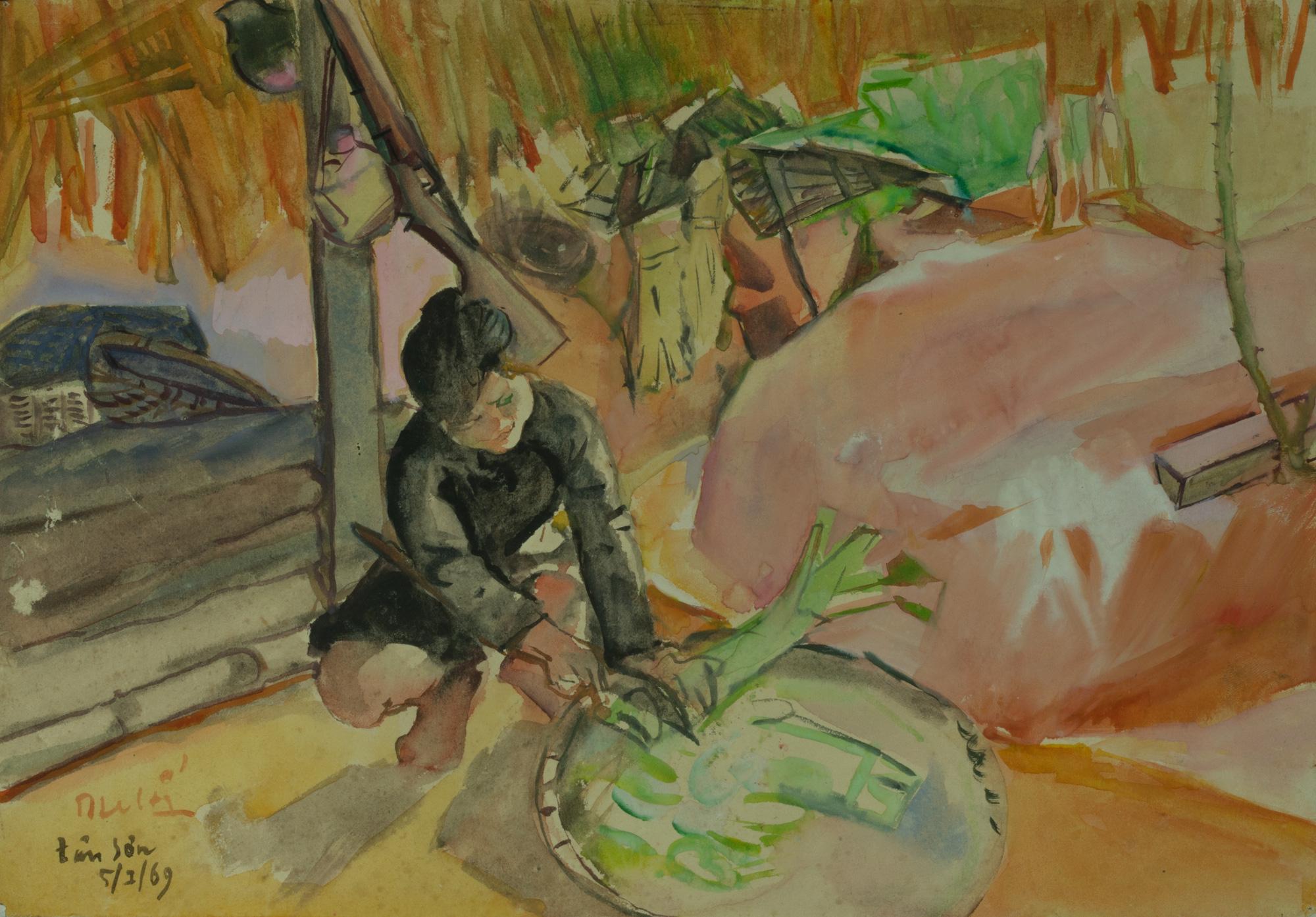 """Khai mạc trực tuyến triển lãm """"Chăn nuôi dưới góc nhìn nghệ thuật"""" - Ảnh 3."""
