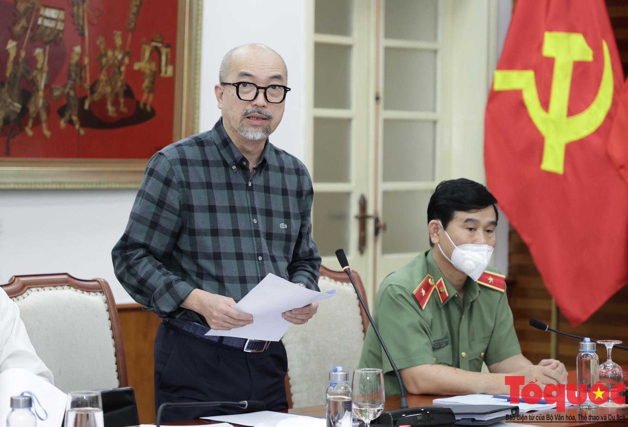 Nỗ lực vì một Liên hoan phim Việt Nam lần thứ XXII ấn tượng, thành công - Ảnh 3.