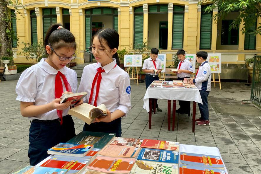 Phát động cuộc thi Đại sứ văn hóa đọc thành phố Hà Nội năm 2021 - Ảnh 3.