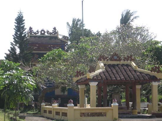 Bộ VHTTDL cho ý kiến về Dự án tu bổ di tích Mộ và Đền thờ Bùi Tá Hán, tỉnh Quảng Ngãi - Ảnh 1.