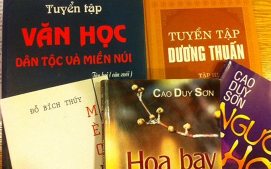 Bảo tồn, phổ biến tác phẩm văn học tiêu biểu của các dân tộc thiểu số