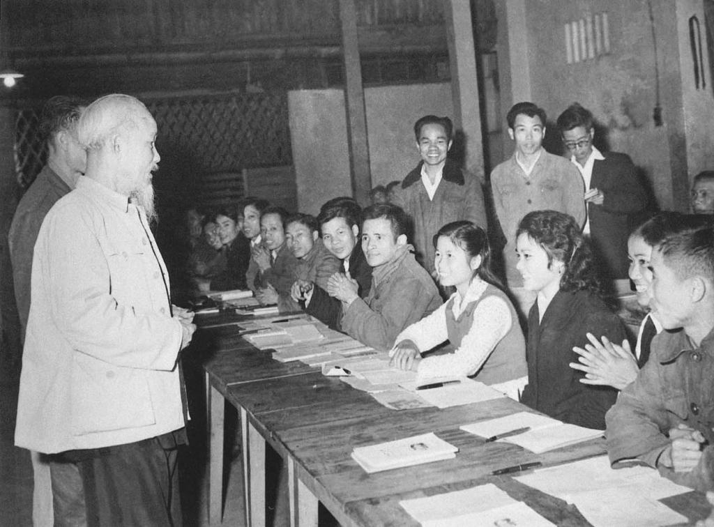 Những quan điểm cơ bản của Hồ Chí Minh về phát triển xã hội - giá trị định hướng cho nâng cao hiệu quả quản lý phát triển xã hội hiện nay - Ảnh 1.