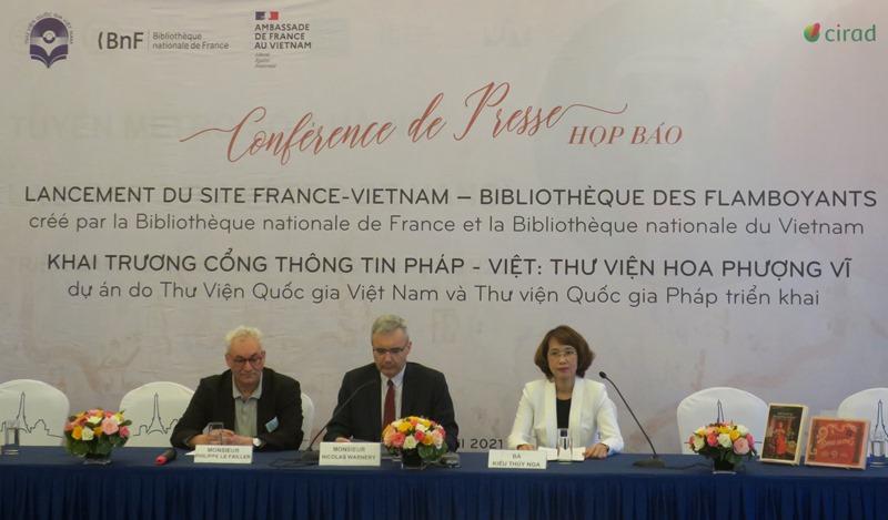 Cổng thông tin Pháp – Việt: Thư viện số quý giá về lịch sử Việt Nam cho nhà nghiên cứu và độc giả - Ảnh 2.