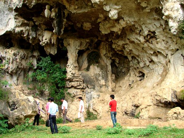 Cấp phép khai quật khảo cổ tại di tích Mái đá Bản Mòn, tỉnh Sơn La - Ảnh 1.