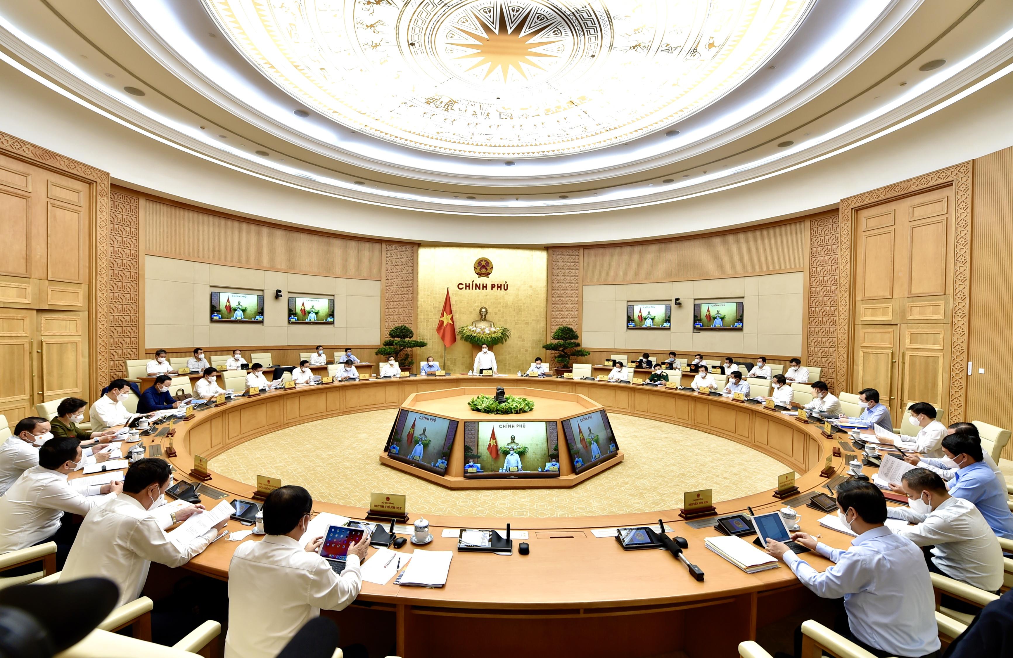 Thủ tướng yêu cầu Bộ VHTTDL cập nhật tình hình dịch bệnh, khả năng tham gia SEA Games 31 và Paragames 11 - Ảnh 1.