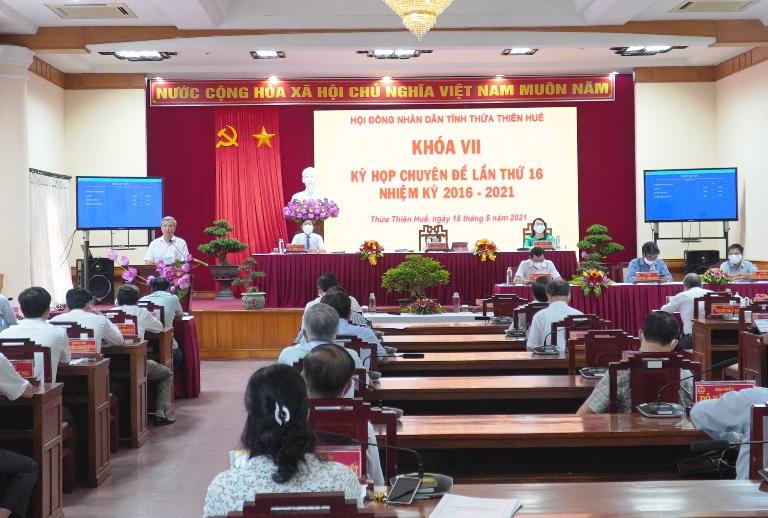 Thừa Thiên Huế thông qua nhiều Nghị quyết quan trọng về văn hóa, du lịch - Ảnh 1.