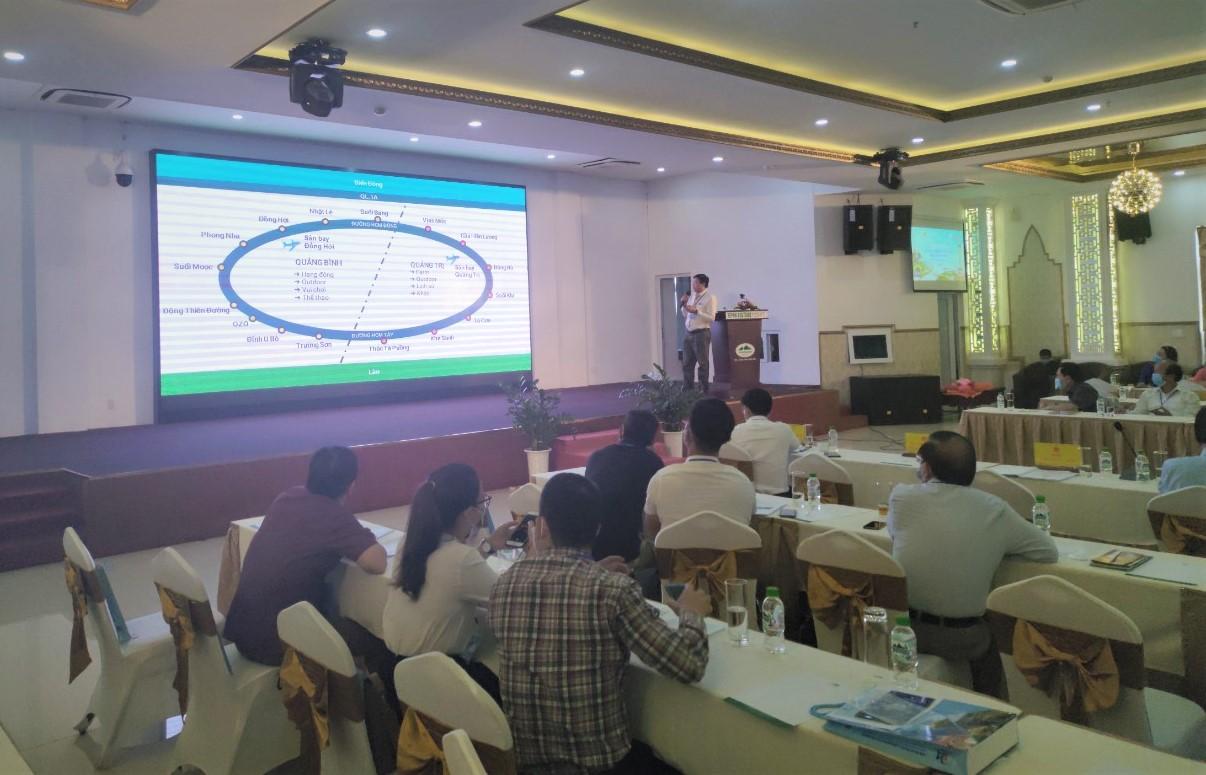 Bàn giải pháp thúc đẩy liên kết, hợp tác phát triển du lịch Quảng Trị - Ảnh 3.