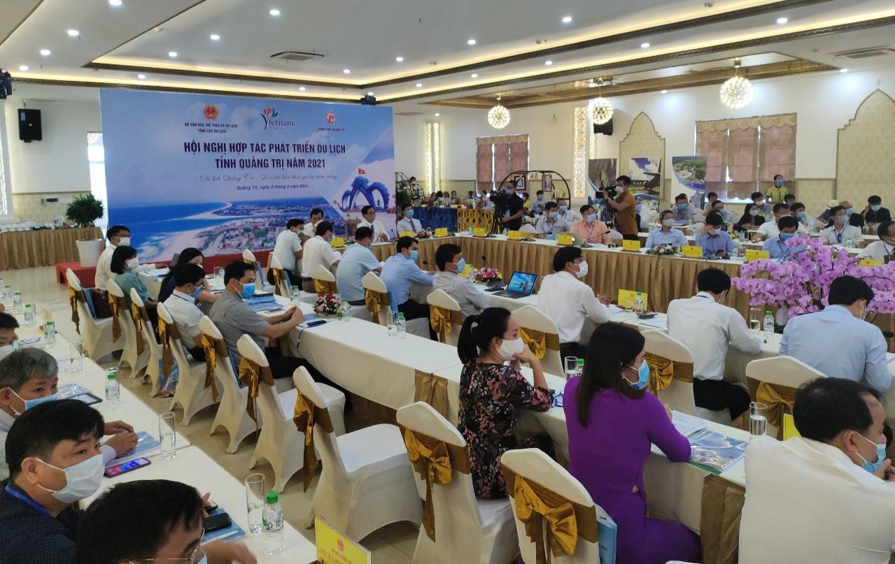 Bàn giải pháp thúc đẩy liên kết, hợp tác phát triển du lịch Quảng Trị - Ảnh 1.
