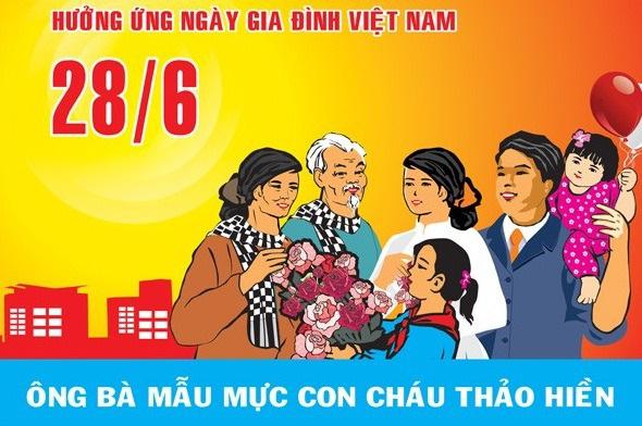 """Tổ chức """"Ngày hội gia đình"""" tại Làng Văn hóa - Du lịch các dân tộc Việt Nam - Ảnh 1."""