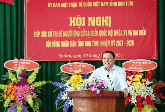 Bộ trưởng Nguyễn Văn Hùng trúng cử ĐBQH khóa XV - Ảnh 1.