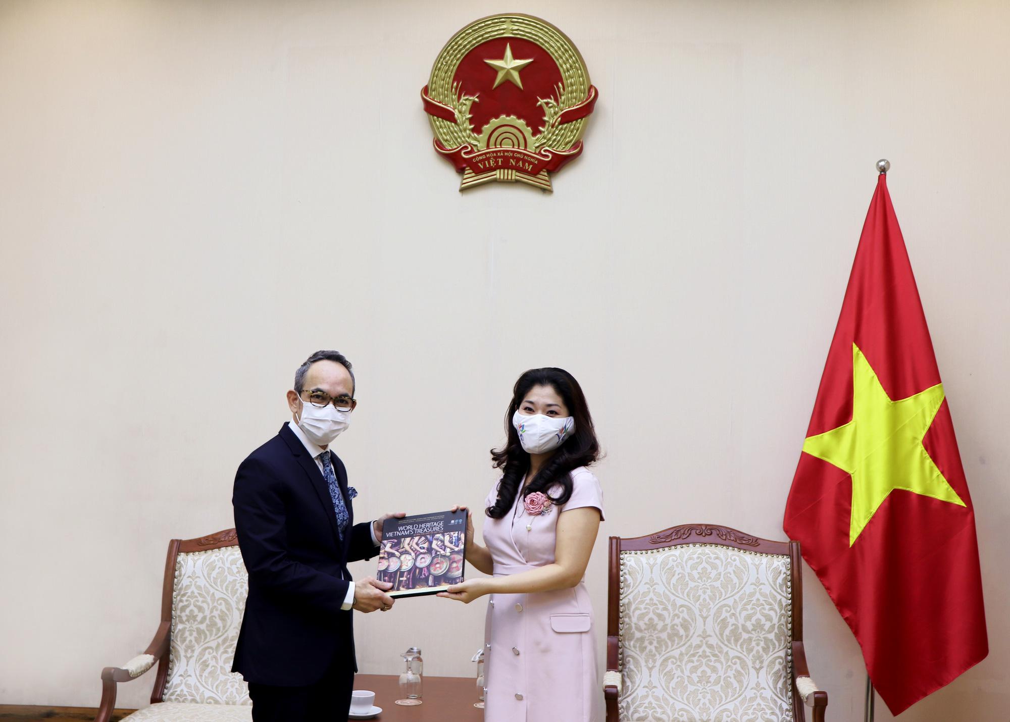 Tổ chức các hoạt động văn hóa kỷ niệm 45 năm quan hệ ngoại giao Việt Nam-Thái Lan - Ảnh 2.