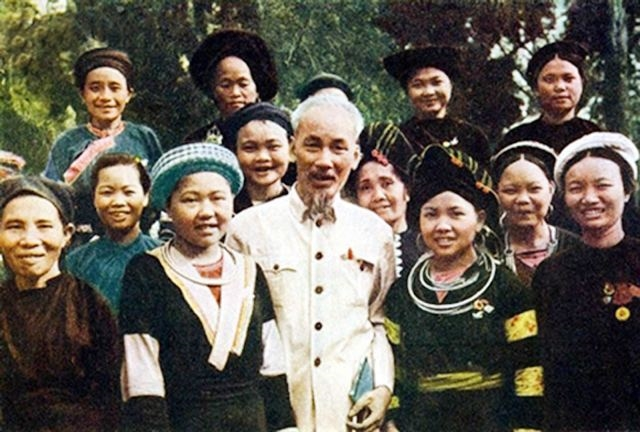 Sức sống bất diệt của tư tưởng Hồ Chí Minh về đại đoàn kết toàn dân tộc - Ảnh 1.