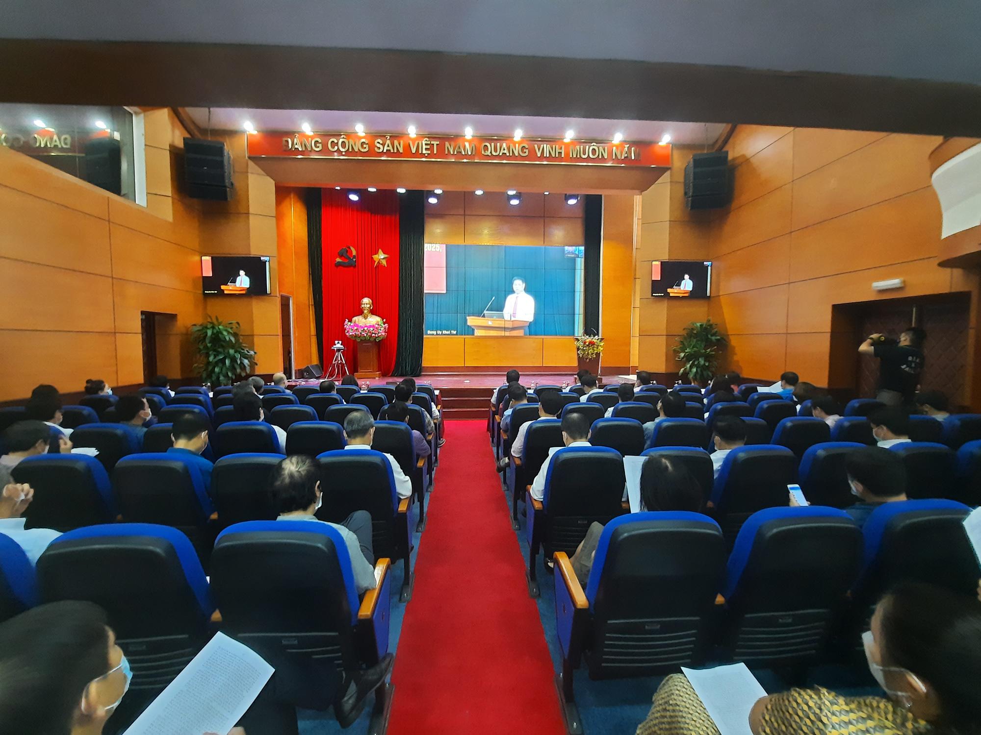 Đảng bộ Khối các cơ quan Trung ương quán triệt và triển khai Nghị quyết Đại hội XIII của Đảng - Ảnh 2.