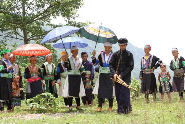 Ngày hội văn hoá dân tộc Mông lần thứ III, năm 2021 sẽ diễn ra tại tỉnh Lai Châu - Ảnh 1.