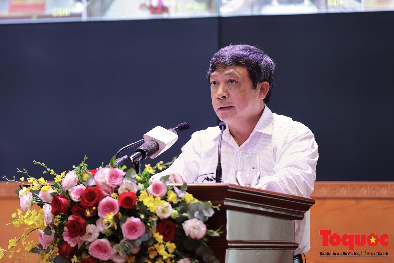 """Bộ trưởng Nguyễn Văn Hùng: Ngành TDTT cần tập trung """"1 trọng tâm, 3 đề án và 2 đột phá"""" trong năm 2021 - Ảnh 2."""