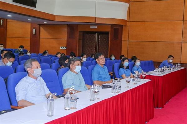 Hội nghị lần thứ 12 Ban Chấp hành Công đoàn Bộ VHTTDL - Ảnh 5.