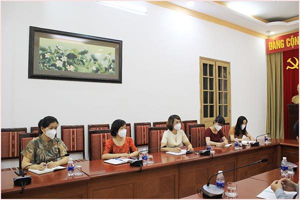Đại sứ nước Cộng hòa Chile thăm, làm việc tại Thư viện Quốc gia Việt Nam  - Ảnh 2.