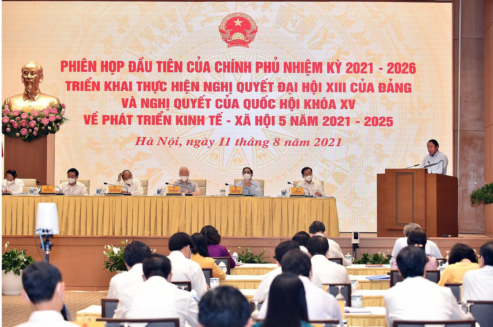 Phát huy giá trị văn hóa, sức mạnh con người Việt Nam và sức mạnh đại đoàn kết dân tộc - Ảnh 2.
