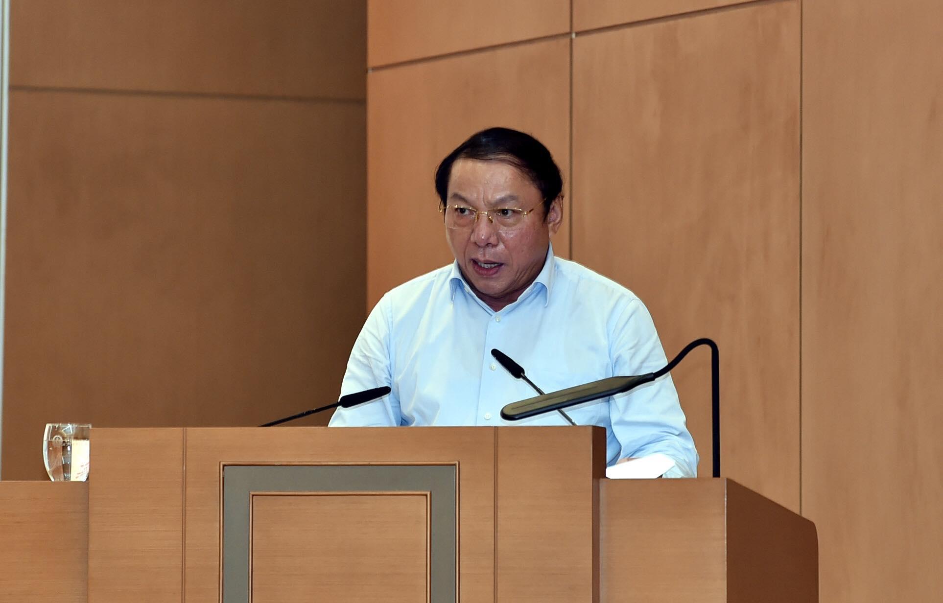 Phát huy giá trị văn hóa, sức mạnh con người Việt Nam và sức mạnh đại đoàn kết dân tộc - Ảnh 1.