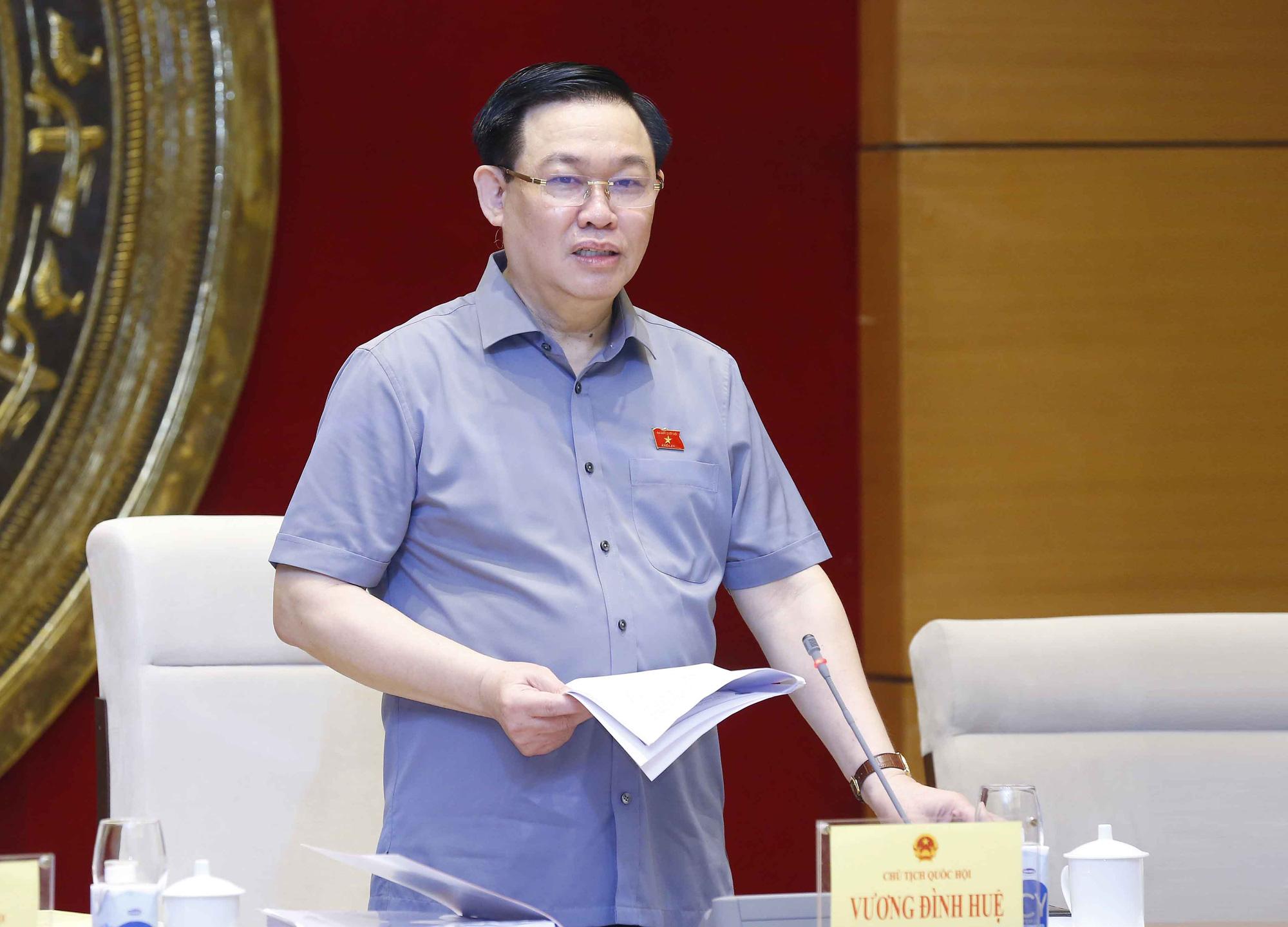 Chủ tịch Quốc hội: Phải nhìn Dự án Luật Điện ảnh ở góc độ vừa là một loại hình văn học nghệ thuật và cũng là một ngành kinh tế - Ảnh 1.
