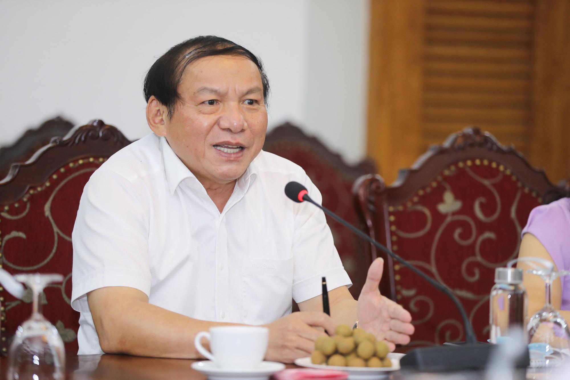 Thúc đẩy các hoạt động VHTTDL nhằm tăng cường mối quan hệ ngoại giao giữa Việt Nam-Campuchia - Ảnh 3.