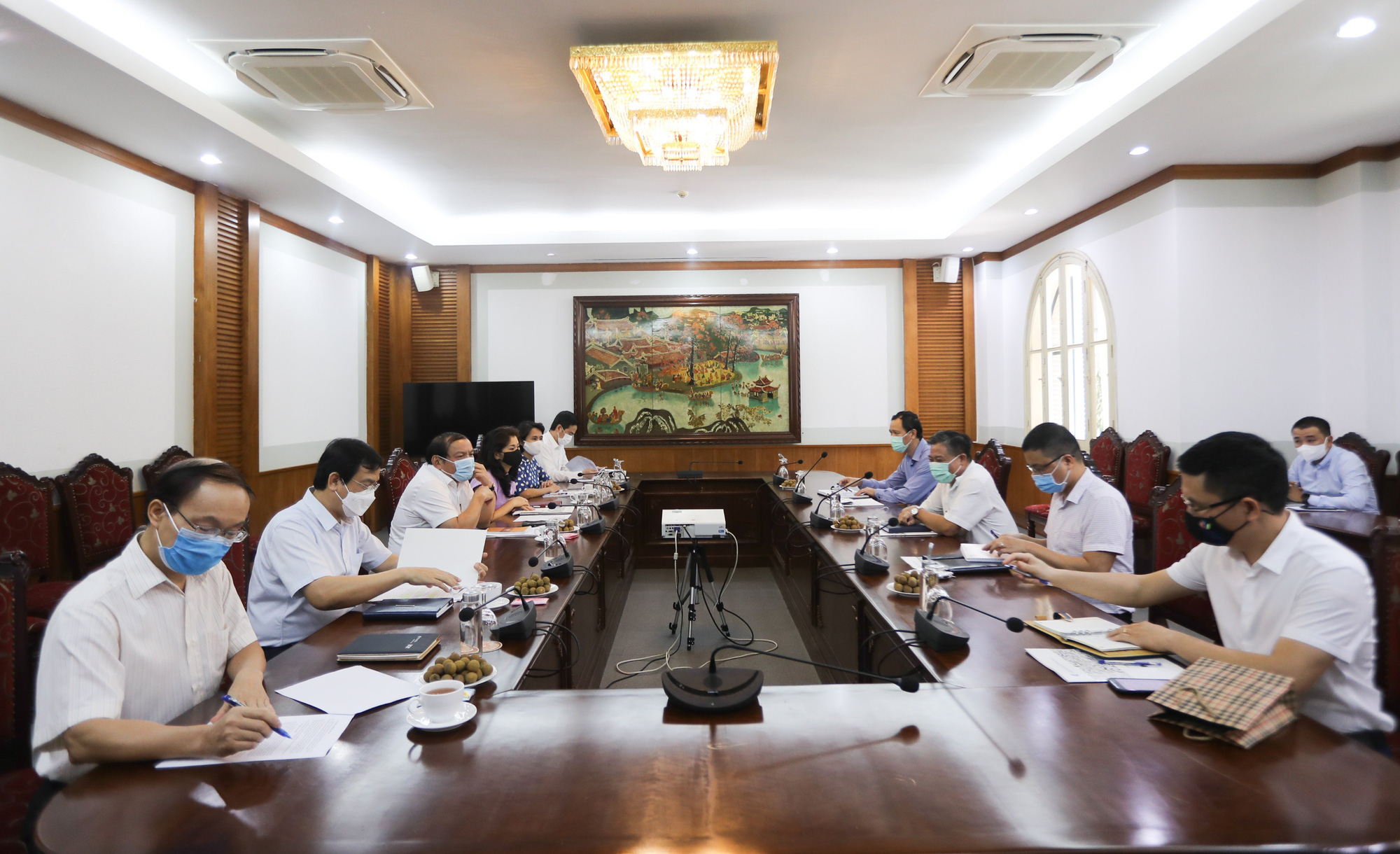 Thúc đẩy các hoạt động VHTTDL nhằm tăng cường mối quan hệ ngoại giao giữa Việt Nam-Campuchia - Ảnh 1.