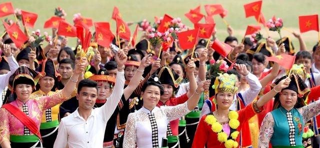 Vận dụng tư tưởng Hồ Chí Minh về đại đoàn kết dân tộc trong công tác phòng, chống dịch Covid-19  - Ảnh 2.