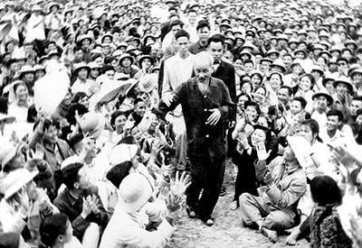 Vận dụng tư tưởng Hồ Chí Minh về đại đoàn kết dân tộc trong công tác phòng, chống dịch Covid-19  - Ảnh 1.