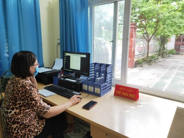 Thư viện tỉnh Điện Biên: Hướng khai thác phần mềm Kipos trong công tác phục vụ bạn đọc - Ảnh 1.
