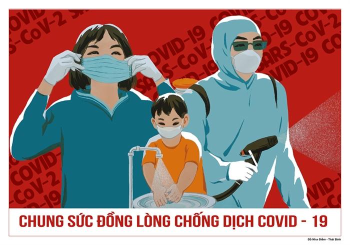 Bộ VHTTDL yêu cầu các cơ quan, đơn vị trực thuộc tiếp tục thực hiện nghiêm các biện pháp phòng, chống dịch bệnh Covid-19 - Ảnh 1.