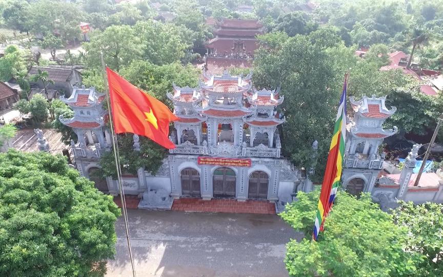 Bộ VHTTDL cho ý kiến về Dự án tu bổ, tôn tạo di tích Đền Tiên La, tỉnh Thái Bình