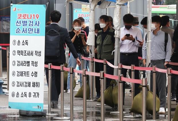 Hàn Quốc gia hạn cảnh báo đặc biệt về du lịch đến hết ngày 13/10 - Ảnh 1.