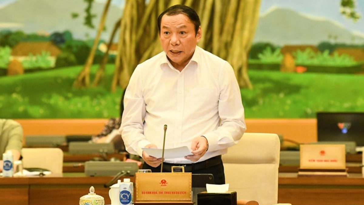 Báo cáo Thường vụ Quốc hội Tờ trình Dự án Luật Điện ảnh (sửa đổi) - Ảnh 2.