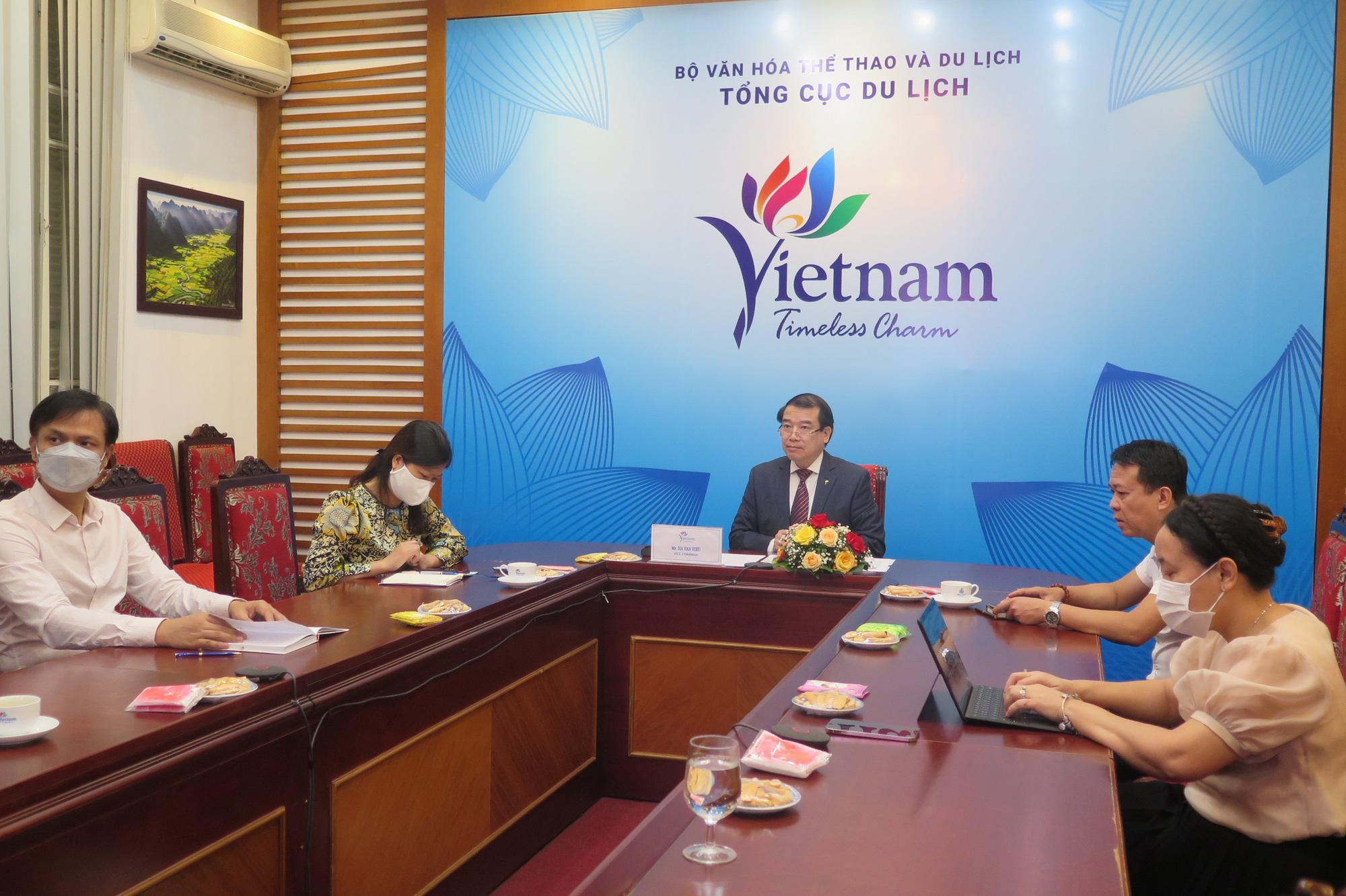 Hội thảo về xây dựng và xúc tiến du lịch cà phê giữa Việt Nam và Colombia - Ảnh 1.