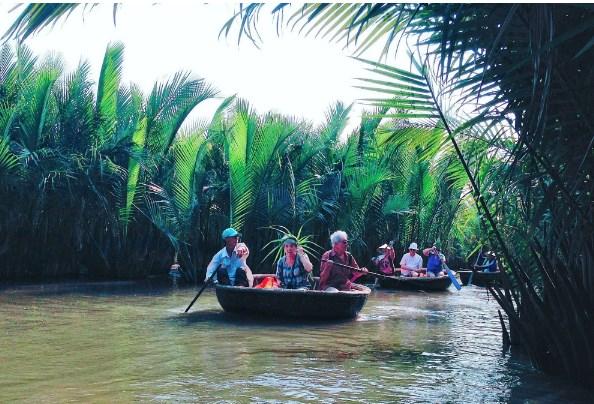 """""""Làn gió mát"""" từ du lịch nông thôn xứ Quảng - Ảnh 4."""