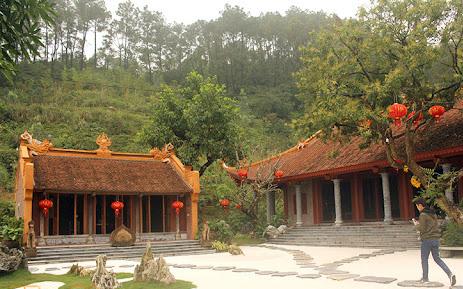 Tu bổ, tôn tạo di tích chùa Bạch Liên, tỉnh Hà Nam