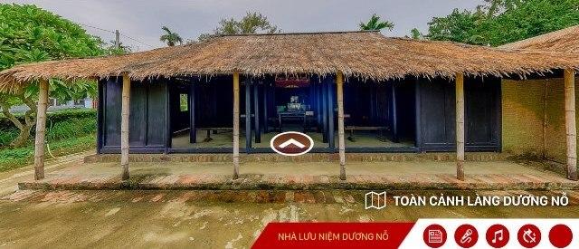 Thừa Thiên Huế: Tham quan trực tuyến bảo tàng và di tích lưu niệm Bác Hồ - Ảnh 2.