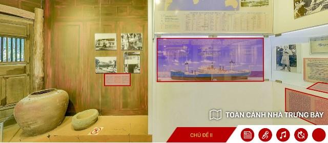 Thừa Thiên Huế: Tham quan trực tuyến bảo tàng và di tích lưu niệm Bác Hồ - Ảnh 3.