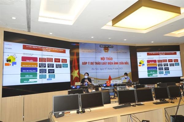 Tạo điều kiện cởi mở, thuận lợi để thúc đẩy điện ảnh Việt Nam phát triển - Ảnh 3.