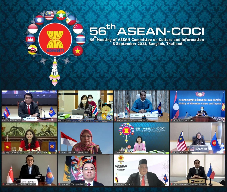 Đẩy mạnh hợp tác văn hóa và thông tin vì sự phát triển bền vững của ASEAN - Ảnh 3.