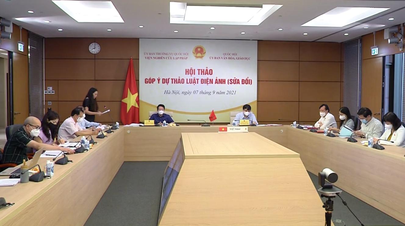 Tạo điều kiện cởi mở, thuận lợi để thúc đẩy điện ảnh Việt Nam phát triển - Ảnh 1.