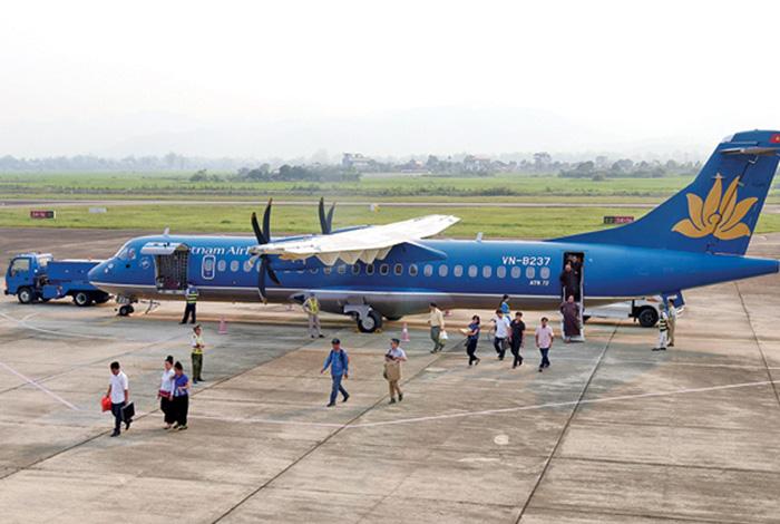Sân bay Điện Biên: Nguồn Báo Điện Biên
