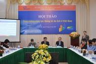Hội thảo tăng cường công tác thống kê du lịch ở Việt Nam